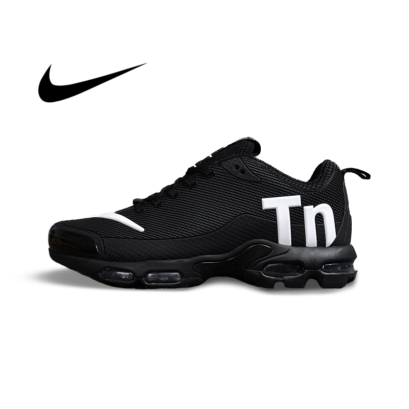 Original NIKE AIR MAX PLUS TN Men's Running Shoes Fashion Classic Comfortable Lightweight Sports Outdoor Sneakers Footwear