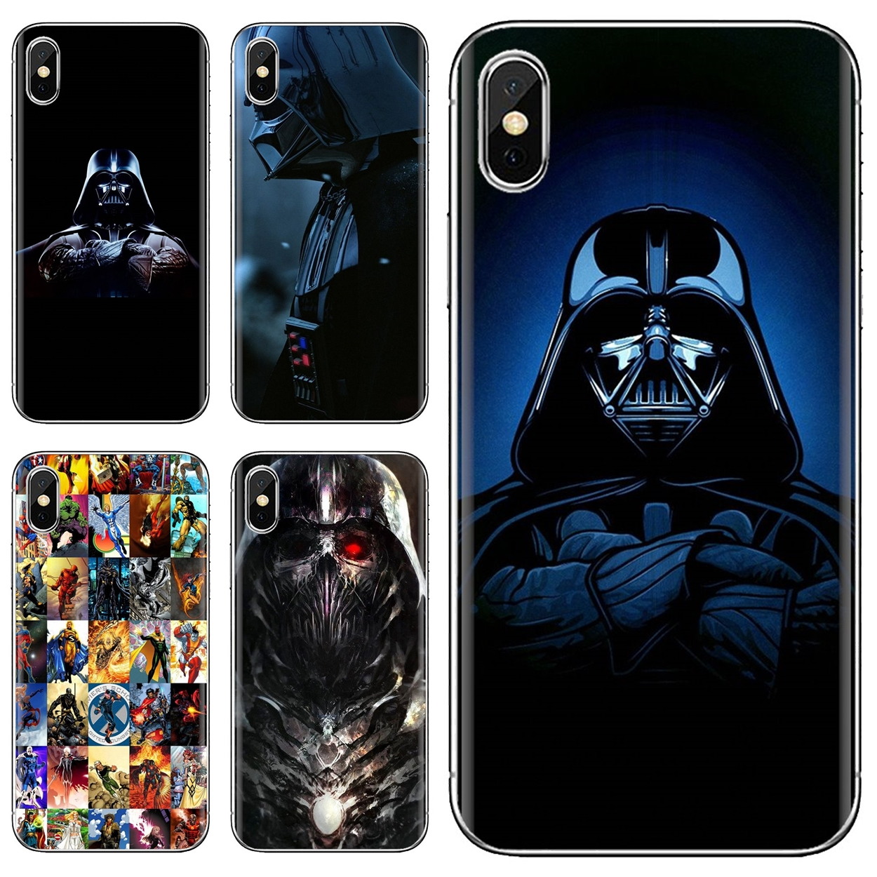 STAR WARS THE FORCE AWAKENS DROIDS iPHONE 5 CASE BRAND NEW IN GIFT BOX 5S