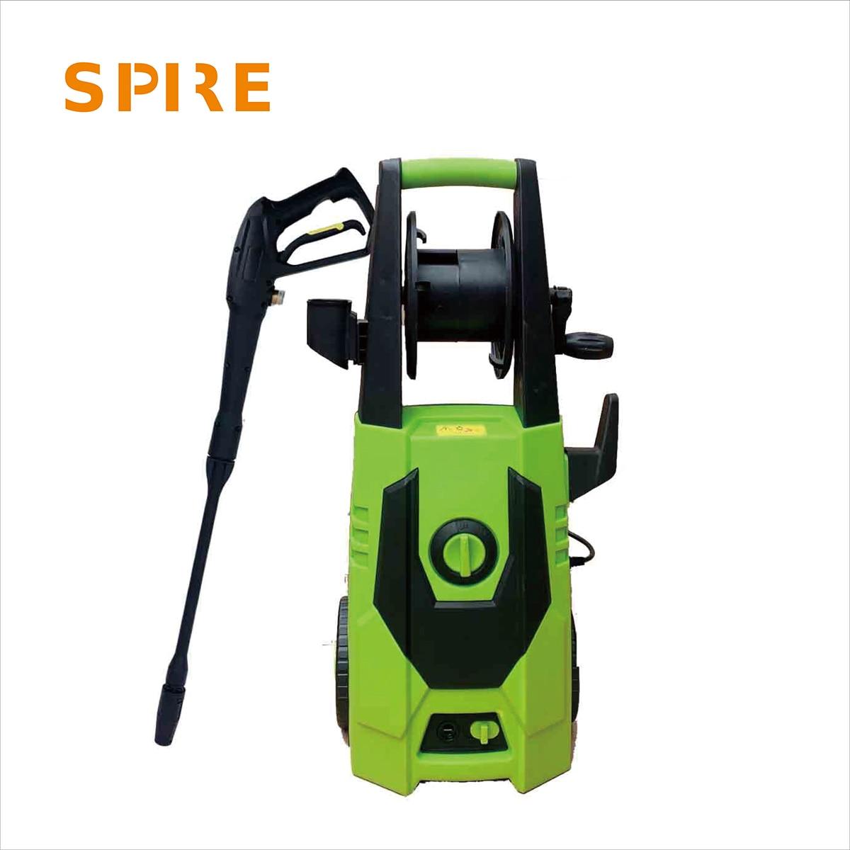 1800W High Pressure Cleaner Car Washer 110 Bar 2100 PSI Electric High Pressure Gun For Houses, Cars,