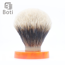 Shaving-Brush Badger-Hair Boti Brush-Shd Finest Bulb-Shape Knot Two-Band Class-B Captain