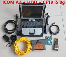 Melhor ferramenta de diagnóstico para bmw icom a2 com software ssd expert 2021-03v ista 4.27 com portátil cf-19 win7 64bit