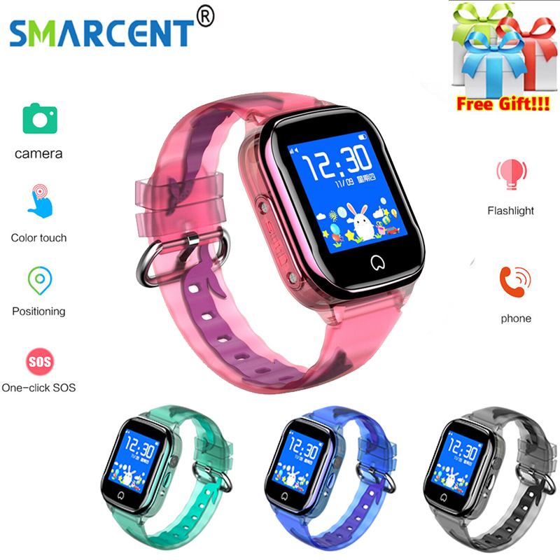 K21 Smart GPS Watch Kids 2020 New IP68 Waterproof SOS Phone Kids Smart Watch Children Clock with camera phone Smartwatch