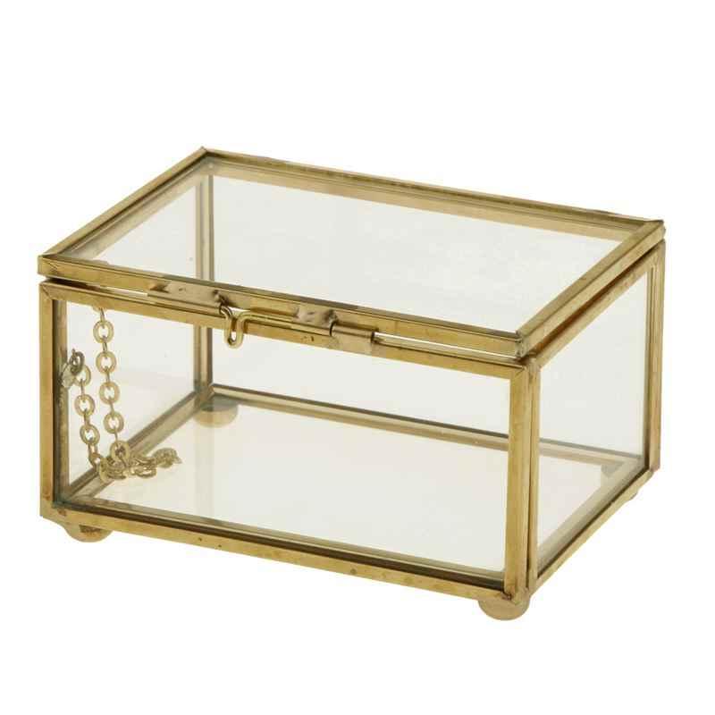 Geométrica Estilo Recipiente de Mesa Caixa de Jóias Para A Exibição de Jóias de Vidro Lembranças Decoração Plantas Recipiente Ewelry Stora