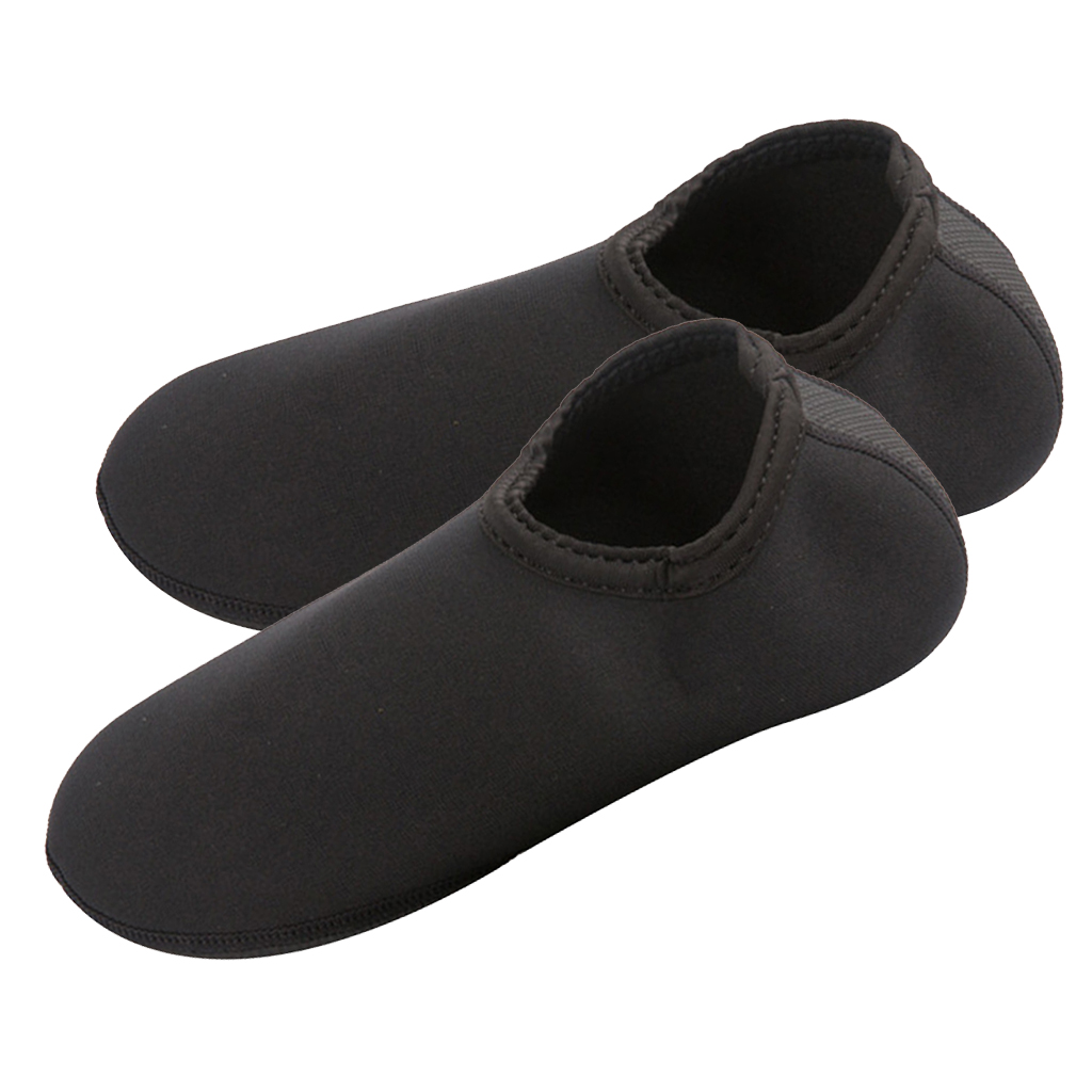 Unisex Neoprene Beach Fin Socks Wetsuit Boots - Anti-slip & Breathable - Available In All Sizes And Colors