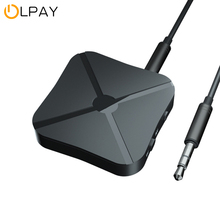Bluetooth 4.2 Audio Transmitter Receiver Adapter 3.5mm AUX Audio TV car speaker phone computer audio MP3 Stereo Music
