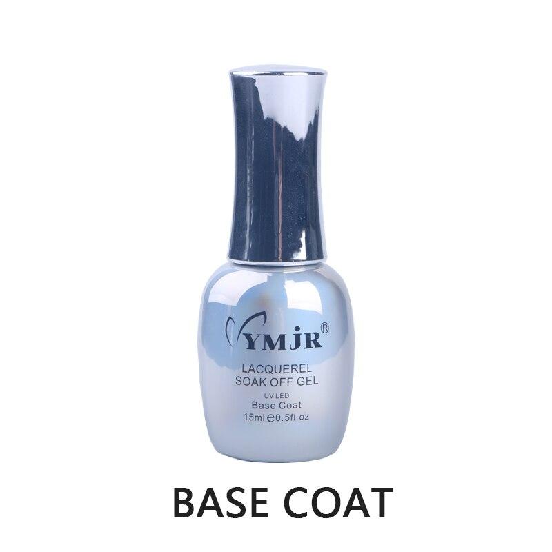 YMJR 15ml Fast Air Dry Primer UV LED Gel Base Primer No Need Of UV/LED Lamp Soak Off Gel Nail Polish For Nail Art Design