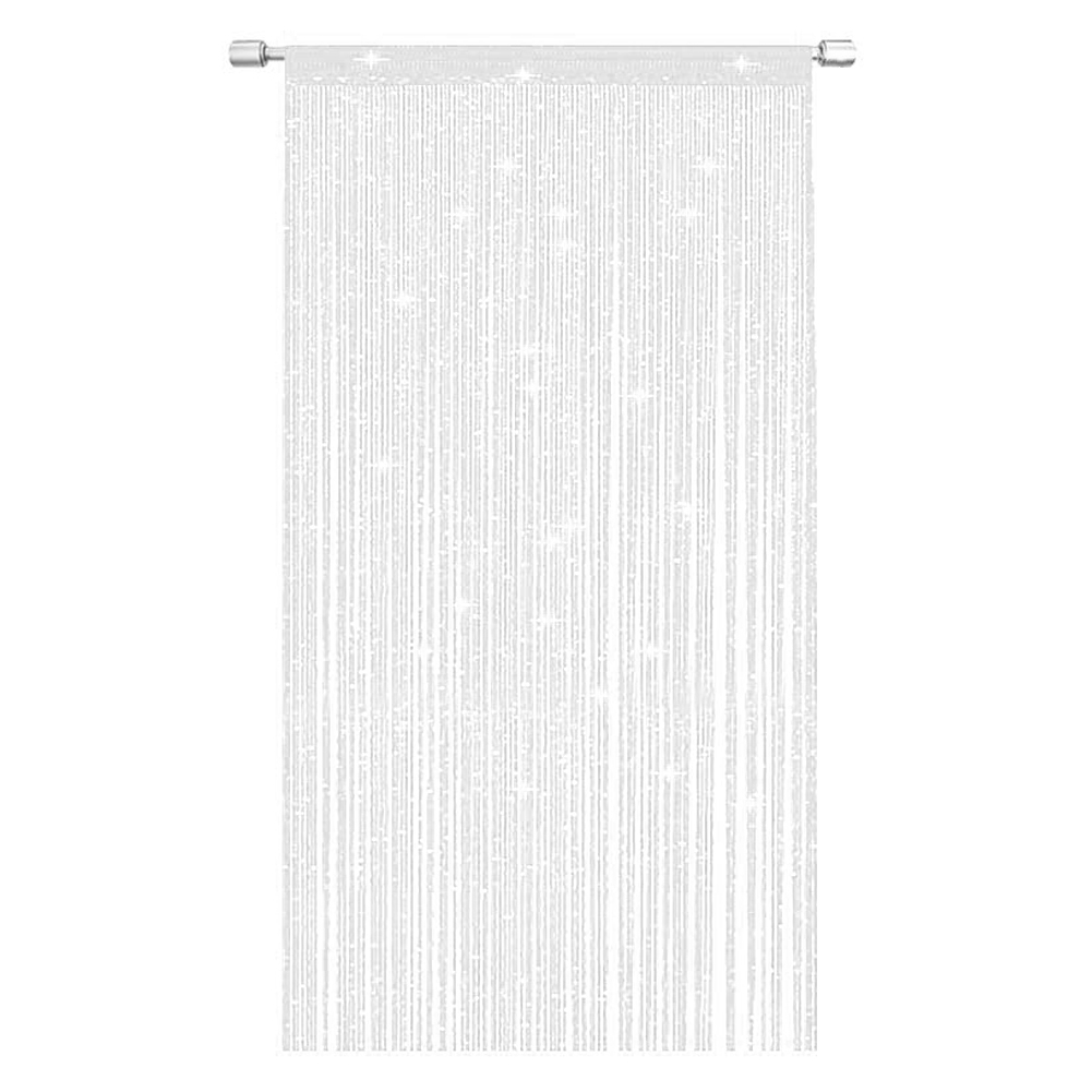 Room Divider Home Decor Window Fly Screen Tassel String Panel Door Curtain Indoor Multi Purpose Easy Install Hanging Cozy Party