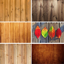 SHENGYONGBAO Vinyl Custom Photography Backdrops Wooden Planks Theme Background 200526HY-002