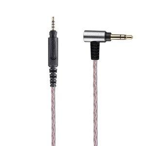 Image 4 - Shure – câble de balance 4.4mm 2.5mm, en cuivre monocristallin, pour casque découte, SRH840, SRH940, SRH440, SHP8900, SHP9000, SHP895, 750