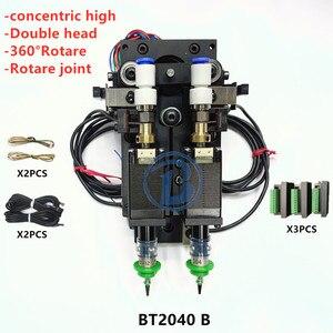 Image 2 - BT2040 SMT connecteur de montage bricolage, Nema8 arbre creux pour placer une Double tête