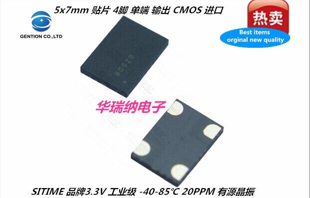 2pcs 100% New And Orginal 5x7 OSC Active SMD Crystal 5070 7050 4-pin 148.5M 148.5MHZ 148.500MHZ