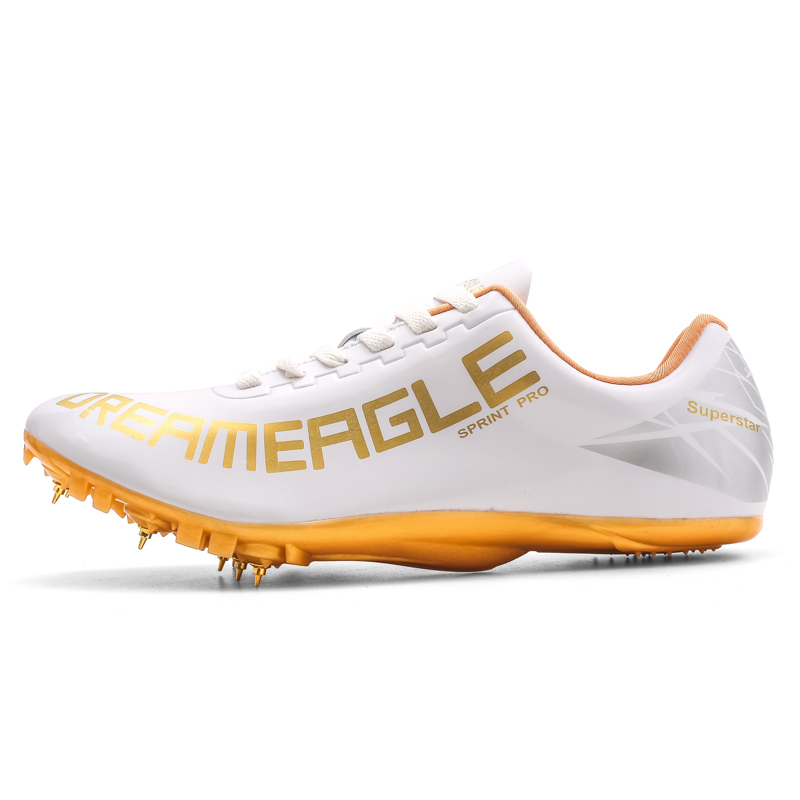Field-Shoes Sneakers Track Running Spikes Training And Men Gym Teenagers Sports Fashion