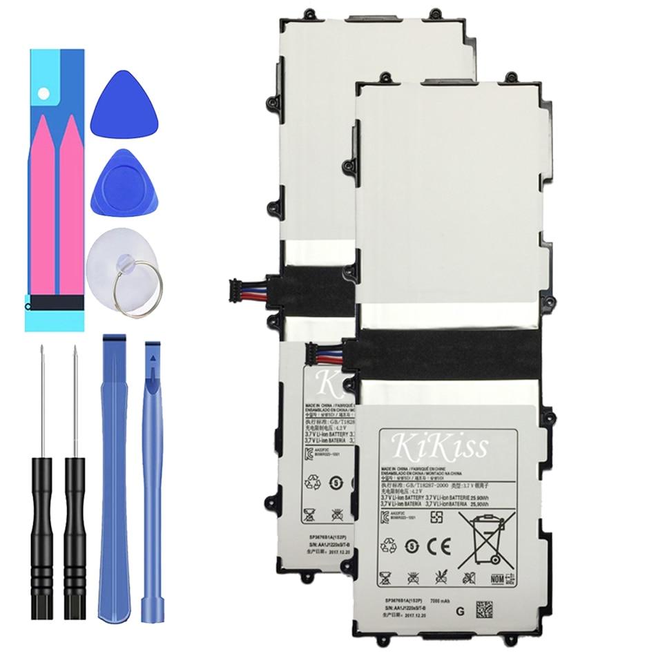 Tablet Battery SP3676B1A For Samsung Galaxy Note 10.1 GT-N8000 N8000 N8010 N8013 N8020 P7500 GT-P7510 P7510 P5100 P5110 7000mAh