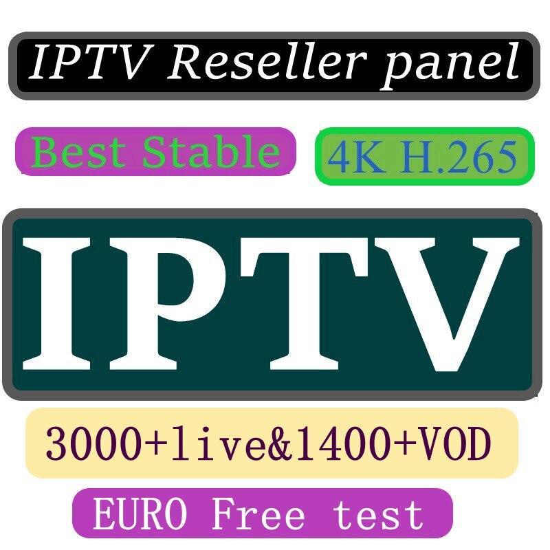 Greece Poland IPTV 1 Year Europe Account Albanian Bulgaria Denmark France Holland Germany Italian VOD M3U IPTV RESELER PANEL UK
