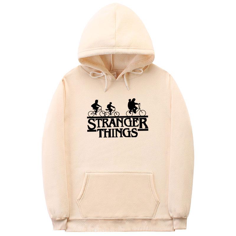 2019 新ストレンジャーもの高品質綿パーカー男性の女性のファッション冬秋のスウェットプルオーバーパーカー愛好衣装パーカー & スウェット   -