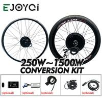 ebike Conversion Kit 48V 1000W 1500W Light kt Controller LED Display Hub Motor Wheel Electric Bike Bicycle e bike Conversion Kit