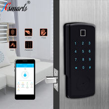 Door-Lock Smart-Phone Airbnb Fingerprint Hotel Home App-Control Password Bluetooth School