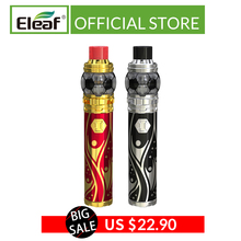 Russische Magazijn Originele Eleaf Ijust 3 Kit Met Ello Duro Kit Wr Versie 810 Drip Tip HW M/HW N Gebouwd In 3000Mah Batterij E Sigaret