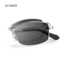 Новые складные фотохромные прогрессивные Мультифокальные очки