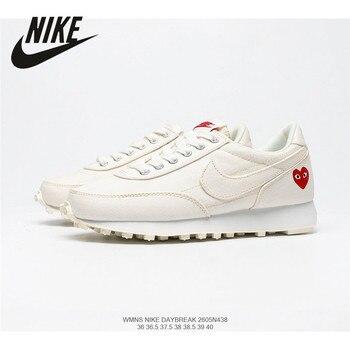 цена Nike Wmns Air Daybreak Women's Waffle Love Retro Casual Sports Jogging Shoes Size 36-40 онлайн в 2017 году