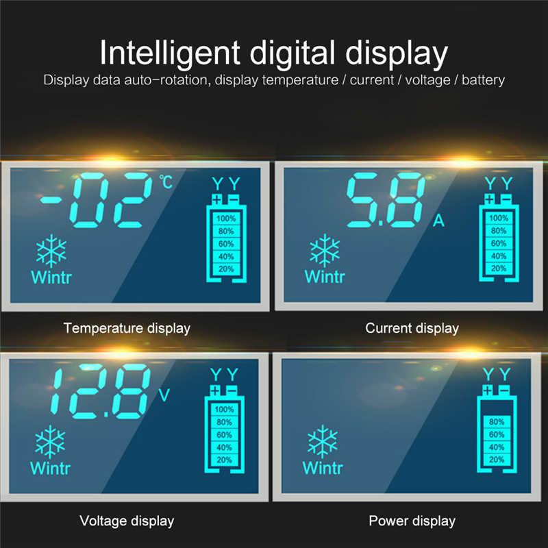 Полностью автоматический цифровой ЖК-дисплей Дисплей автомобиля Батарея Зарядное устройство 100 V-240 V-12 V 6A смарт-устройство для быстрой Мощность зарядки подходит для автомобиля мотоцикла