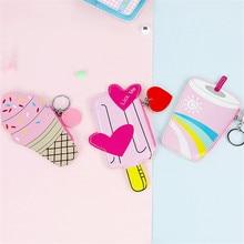 купить VOGVIGO Cartoon Girl Coin Purses Women Mini Wallets Cute Card Holder Girl Change Purse Kids Children Zipper Pouch Toddler Purse по цене 117.48 рублей
