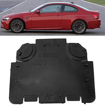Front Right Wheel Fender Liner Arch Headlight Bulb Access Panel Cover for BMW E82 E88 E90 E91 325I 328I 51717143850 image
