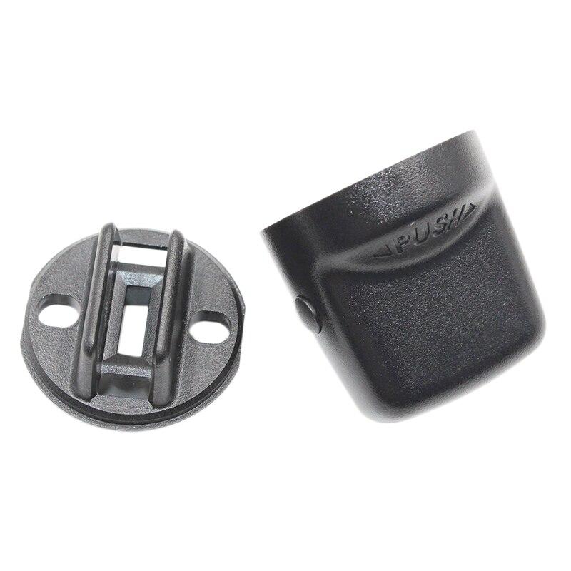 Ignition Start Switch Knob Cap & Insert for Mitsubishi Keyless Lancer Outlander 4408A167 4408A031