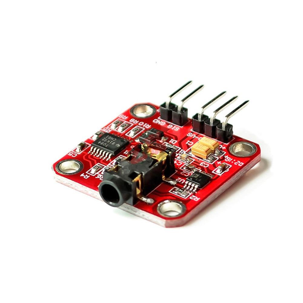 Taidacent Wearable KIT0012 Emg Sensor Circuit Electromyography Myoware Muscle Tension Activity Movement Sensor Development Kit