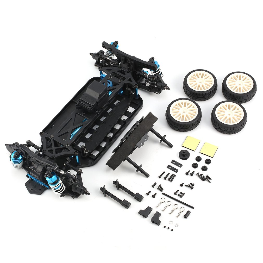 LRP S10 Blast TC 2 Clubracer Non-RTR With Wheel Tires And Body - 1/10 4WD Electric Touring Car DIY Accessories Component