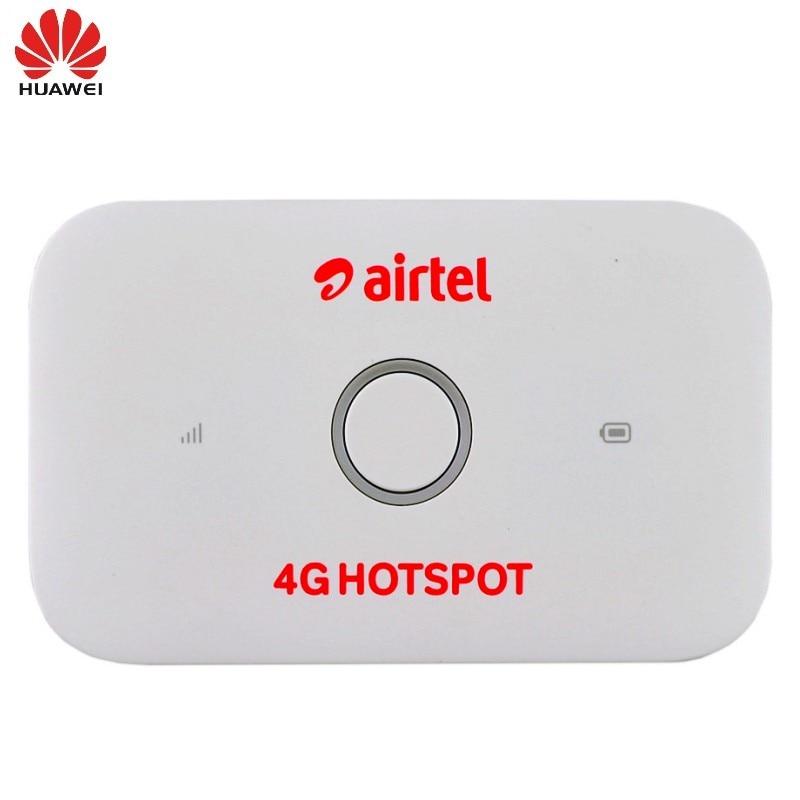 Huawei Unlocked Airtel E5573Cs-609 LTE FDD 150Mbps 4G Cat4 WiFi Mobile HotSpot,Pocket WiFi Router