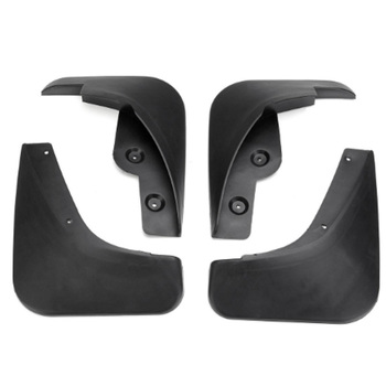 Mud Flaps For Mazda 3 (Bk) Hatch Hatchback M3 2004-2008 Car Front Rear For Fender Splash Guards Mudflaps Mudguards image
