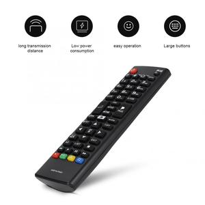 Image 5 - ABS חומר מעטפת טלוויזיה טלוויזיה שלט רחוק בקר עבור LG AKB74475481 מופעל על ידי סוללה