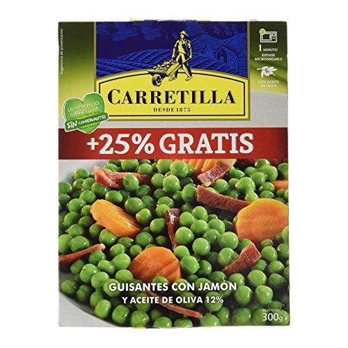 Carretilla - Guisantes Con Jamón - 300 G