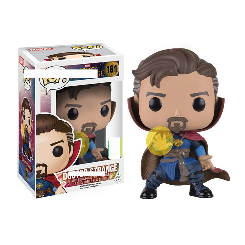 FUNKO POP Marvel The Avengers Doctor Strange Special Edition Vinyl Action Figures Collection Model Toys For Christmas Gifts