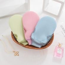 Popular double-sided towel new noble family wholesale bathing products bath gloves sponge scrubbing  skin brush