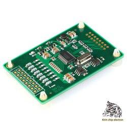 1 шт./лот ads1256 модуль сбора данных | Модуль дискретизации 24 бит, модуль ADC, Одноконтурный/дифференцированный вход