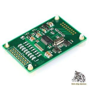 1 unids/lote, ads1256, adquisición de datos, módulo de muestreo de 24 bits, módulo ADC, entrada de diferencial de un solo extremo