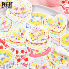 Memo-Pad School Stationery Notepad Scrapbooking-Material Sticky-Notes Diary Party-Series