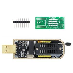 Image 3 - I21 10Pcs CH341A 24 25 ซีรีส์EEPROM Flash BIOSโปรแกรมเมอร์USBพร้อมซอฟต์แวร์และไดร์เวอร์