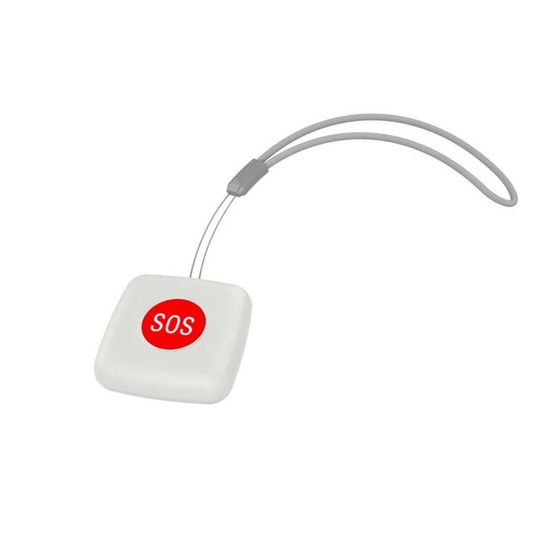 Умный SOS Аварийная кнопка Сенсор сигнализации для людей пожилого возраста дети чрезвычайная помощь вызова помощи переключателя приложение...