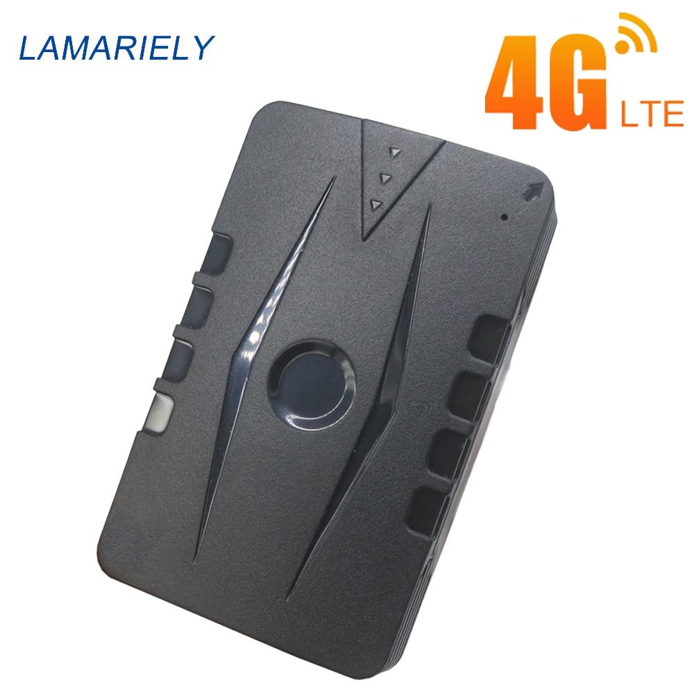 4G GPS Tracker Auto 60 Tage Standby GPS Tracker 4G Wasserdichte Locator GPS Tracker Auto Magnet Stimme Monitor freies APP PK TK905