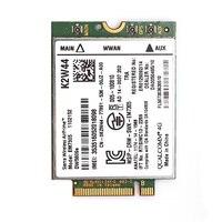 Dell dw5809e sierra airprime em7305 4g sem fio lte wwan m.2 ngff módulo de cartão para portátil latitude 3340 e5250 e5450 e5550 e7250