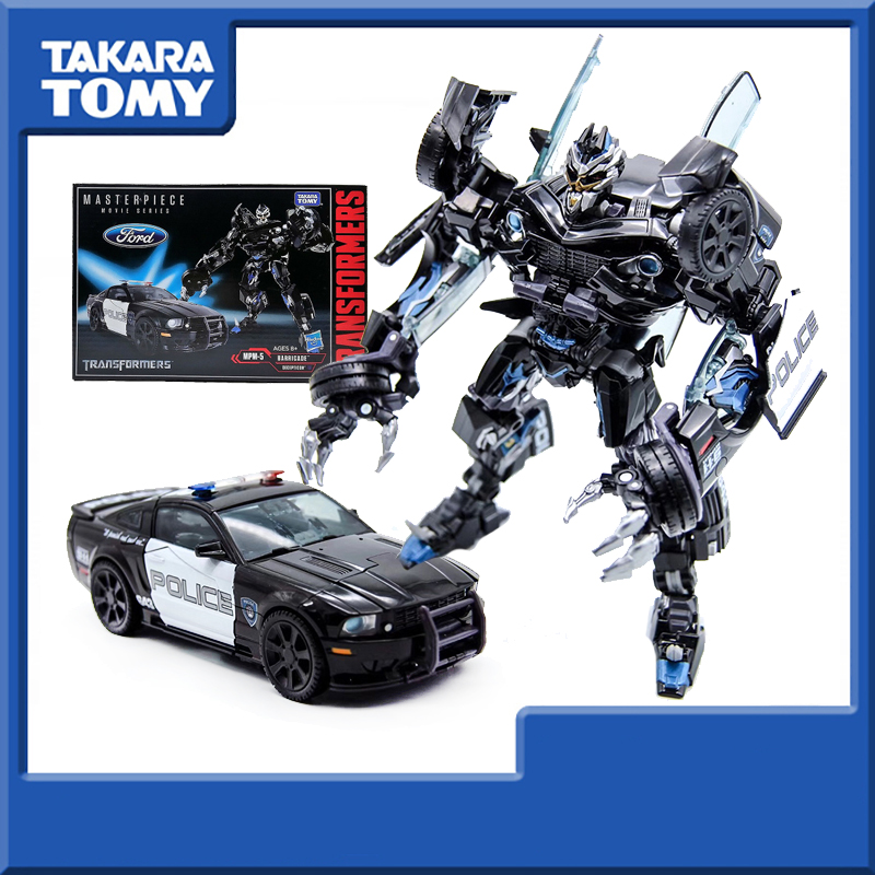 TAKARA TOMY Transformers MPM5 Rollbar MPM6 Ironhide Decepticons Corps Action <font><b>Figure</b></font> Deformable Collection Toys Gift image