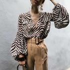 Women blouse shirt Z...