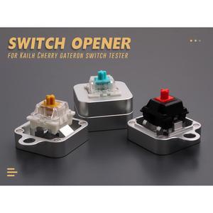 Image 3 - スイッチテスター磁気シャフトオープナーkailh桜gateronスイッチ機械式キーボードのためにカスタマイズcnc金属スイッチオープナー
