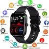 LIGE New Men Smart Watch Wristband Men Women Sport Clock Heart Rate Monitor Sleep Monitor Bluetooth Call Smartwatch for phone