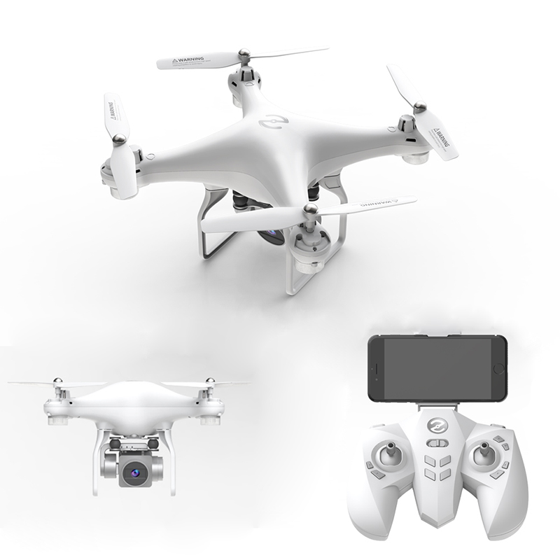 RC Helicopter With Camera HD Wide Angle 2 4G 4CH RC Quadcopter With High Hold RC