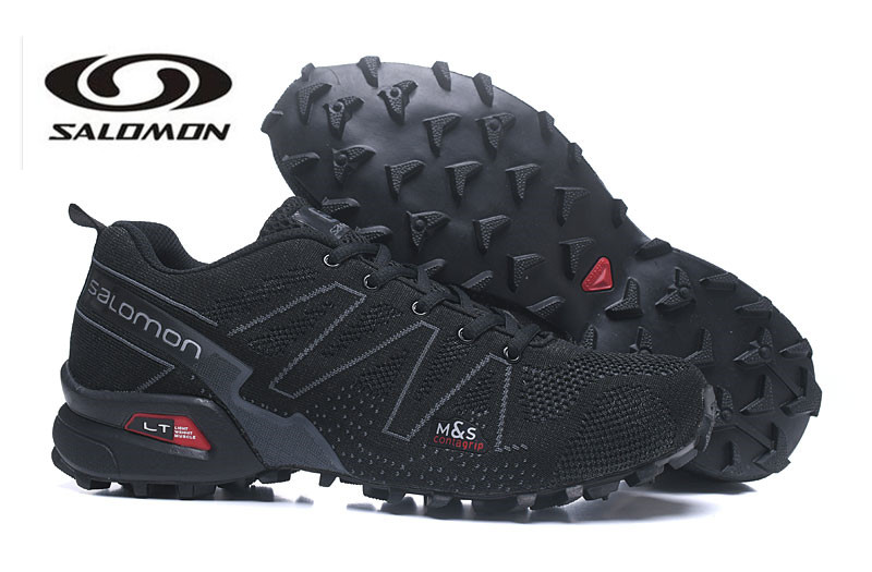 Free Shipping 2018 Salomon Speed Cross 3.5 CS Fly Line Outdoor Sports Shoes Speed Cross Men Fencing Shoes New 6colors Eur 40-46