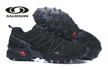 Free shipping 2018 Salomon Speed Cross 3.5 CS Fly line Outdoor Sports Shoes speed cross men Fencing new 6colors eur 40-46